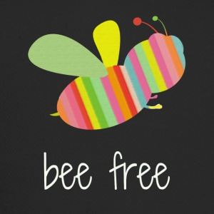 bee free - Trucker Cap
