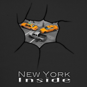 New York Inside - Trucker Cap