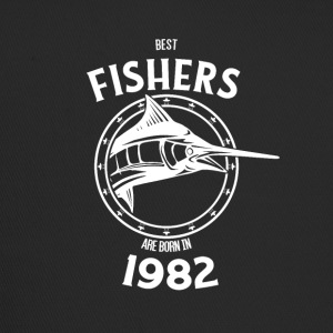 Present for fishers born in 1982 - Trucker Cap