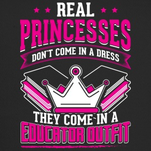REAL PRINCESSES educator - Trucker Cap