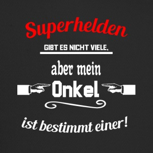 Superhelden Onkel - Trucker Cap
