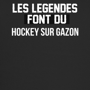 Hockey sur gazon - Trucker Cap