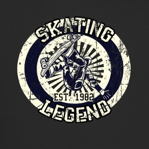Skateboarder Skating Legend Board 1982 - Trucker Cap