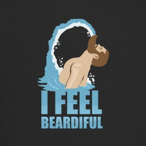 ** I FEEL BEARDIFUL ** - For real beard carriers! - Trucker Cap