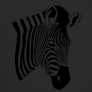 Zebra Patroon 2 - Trucker Cap