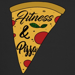 Fitness & Pizza - Trucker Cap
