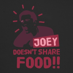 Joey-doesnt-share-food-rood - Trucker Cap