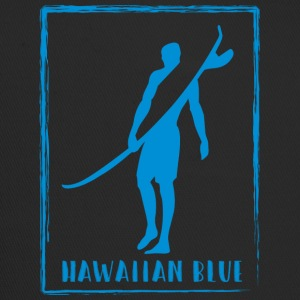 Logo Hawaiian Blue Surfer - Trucker Cap