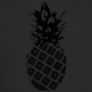 keyboard pineapple - Trucker Cap