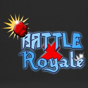 Logo Battle Royale Croce - Trucker Cap