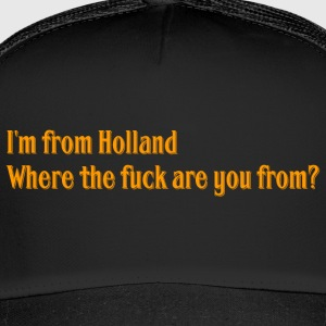 Hollanti - Trucker Cap