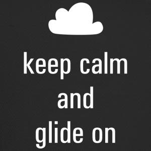 Keep calm and glide on - Trucker Cap