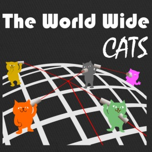 Les Cats World Wide - Trucker Cap