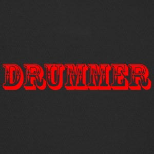 drummer red - Trucker Cap
