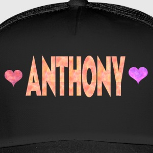 Anthony - Trucker Cap