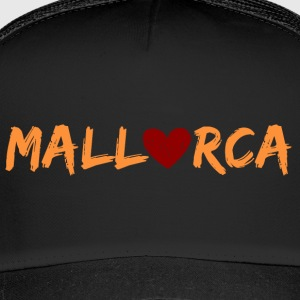 Mallorca with heart - Trucker Cap
