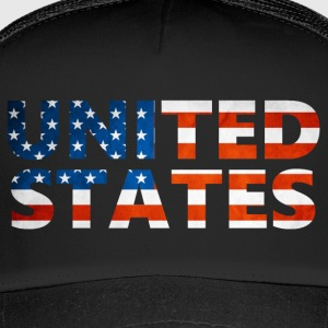 United States 1 (2544) - Trucker Cap
