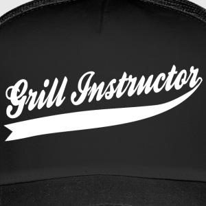 Grill Instructor - Trucker Cap