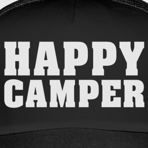 Happy Camper - Trucker Cap