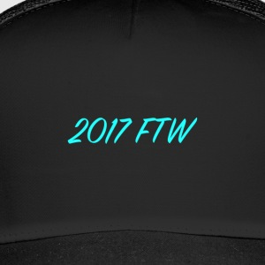 2017_Design - Trucker Cap
