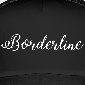SIIKALINE BORDERLINE - Trucker Cap