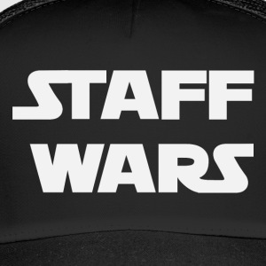 Staff Wars (2181) - Trucker Cap
