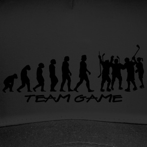 team_game - Trucker Cap