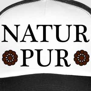 pure nature - Trucker Cap