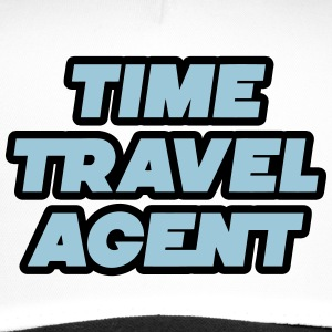 Time Travel Agent - Time Travel Agent - Trucker Cap