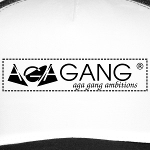 AGA GANG OFFICIELT - Trucker Cap