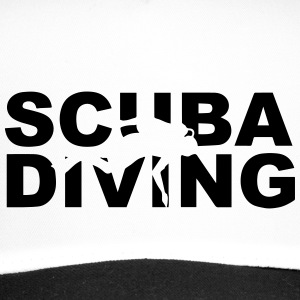 Scuba diving - Trucker Cap