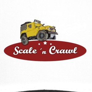 Scale and Crawl - Trucker Cap