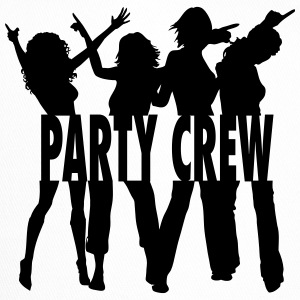Partito Crew / Alcol Team / Party on! 1c - Trucker Cap