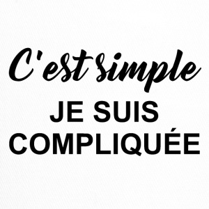 c est simple - Trucker Cap