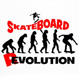 T-Shirt-Skate-Revolution - Trucker Cap