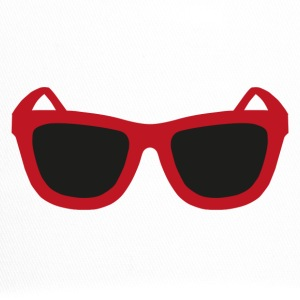 Red sunglasses - Trucker Cap