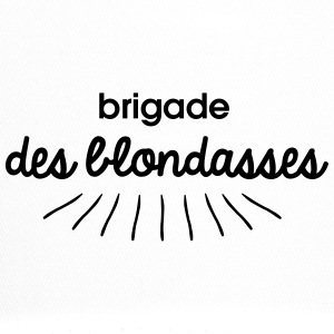 Brigade des blondasses - Trucker Cap