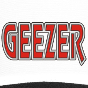 Retired GEEZER - Trucker Cap