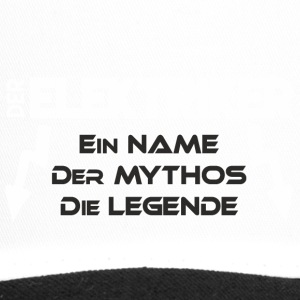 ELEKTRIKER - Name, Mythos, Legende - Trucker Cap