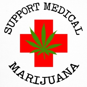 Medical Marijuana Support Legalize It - Trucker Cap