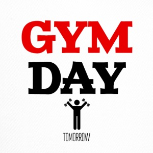 Gym Day Tomorrow - Trucker Cap