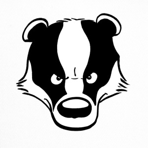 Angry Badger - Trucker Cap