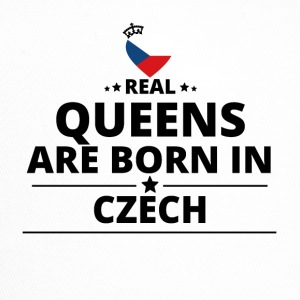 GESCHENK QUEENS LOVE FROM CZECH REPUBLIC - Trucker Cap