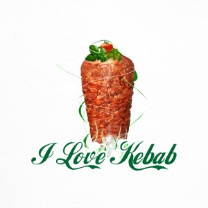 I Love Kebab - Trucker Cap