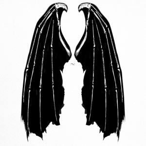 Demon wings - Trucker Cap