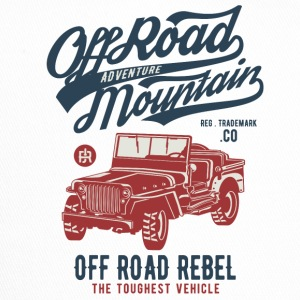 Off Road Jeep - Trucker Cap