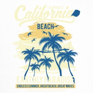 California Beach: endless summer, great beach! - Trucker Cap