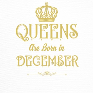 Queens Are Born In DECEMBER - Trucker Cap