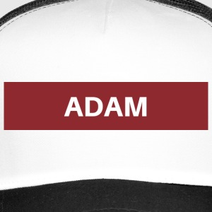 Adam - Trucker Cap