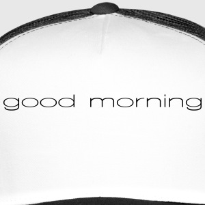 god morgen - Trucker Cap